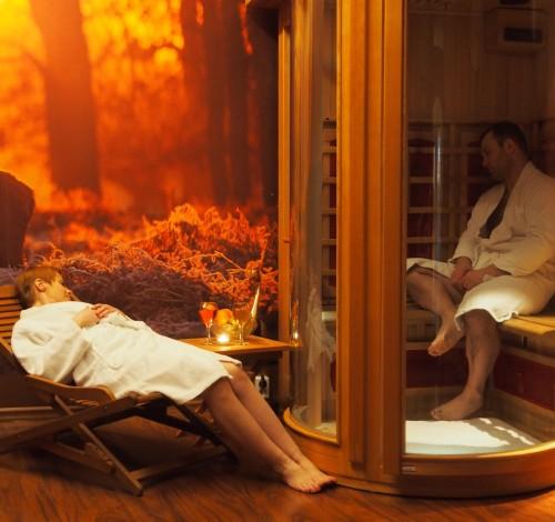Sauna na podczerwień - prawdziwe oczyszczenie