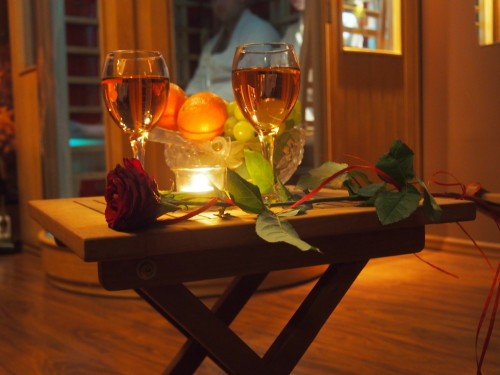 Romantyczne, wspólne chwile w SPA